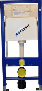 Geberit  Duofix Basic UP-100 inb.reservoir